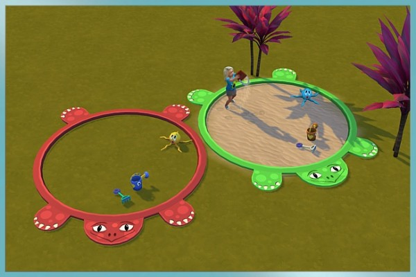 Blackys Sims 4 Zoo: Sandpit Great trip by  Cappu