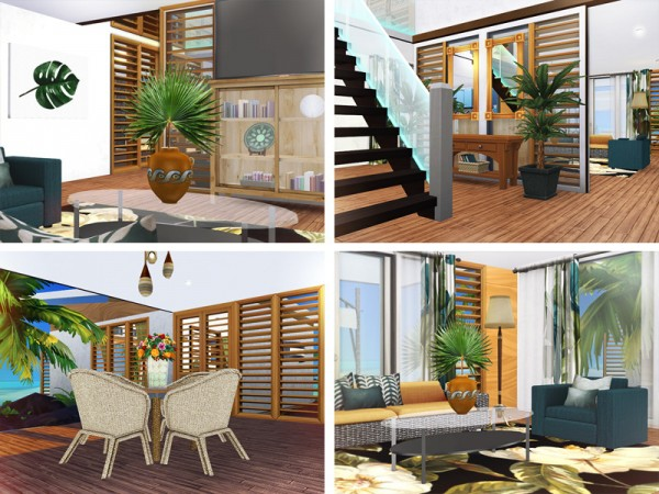 The Sims Resource: Neelima House by Rirann
