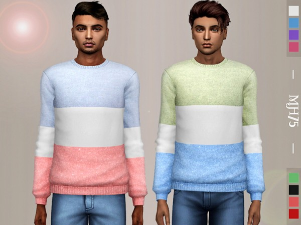 The Sims Resource: Li Sweater by Margeh 75