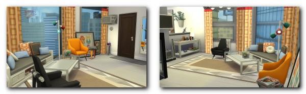 Architectural tricks from Dalila: Zen View Apartment, 701 No CC