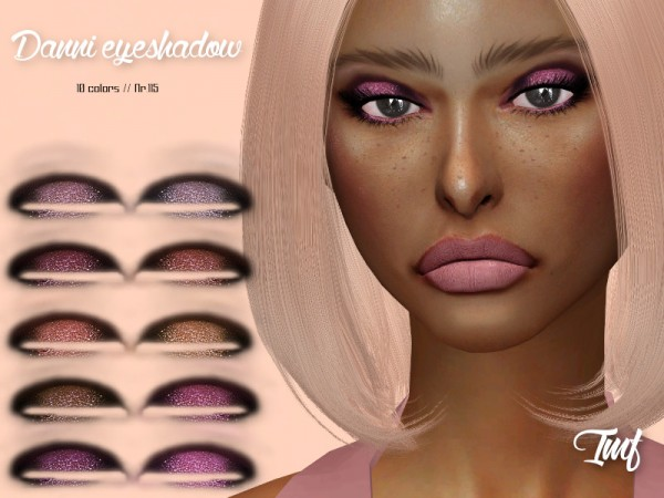 The Sims Resource: Lips 172 by Taty