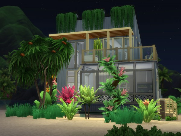 The Sims Resource: Aminata House by Ineliz