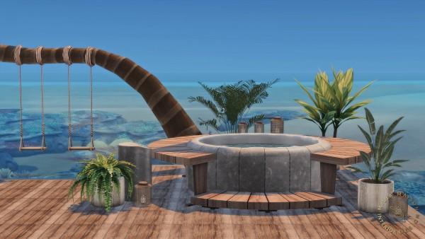 Milja Maison: Azure Dreams Lot