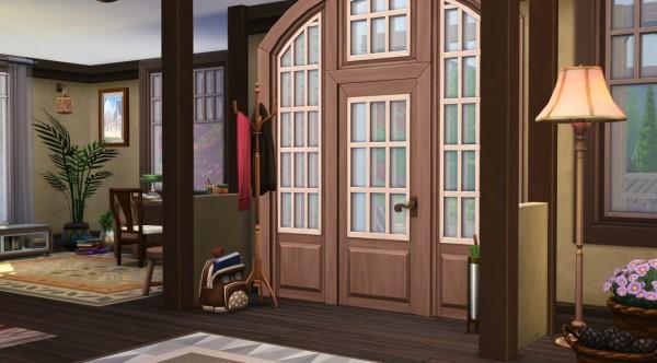 Jenba Sims: Cozy Victorian