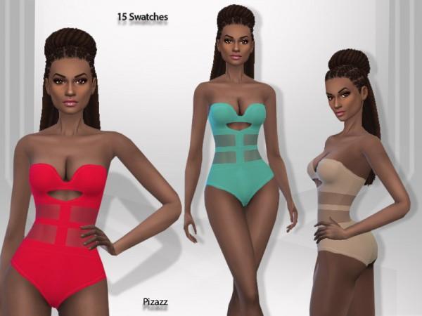 The Sims Resource: Sleepwear   Swimwear by pizazz