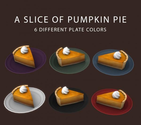 Leo 4 Sims: Slice Of Pumpkin Pief