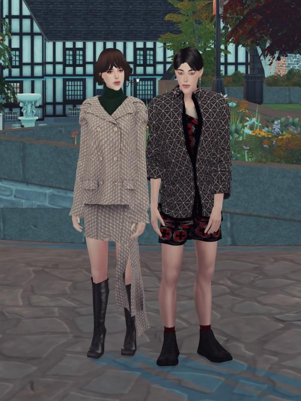Mini Sims: Fashion Collection Collabo