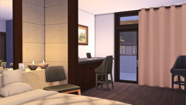 Gravy Sims: Lakeside House