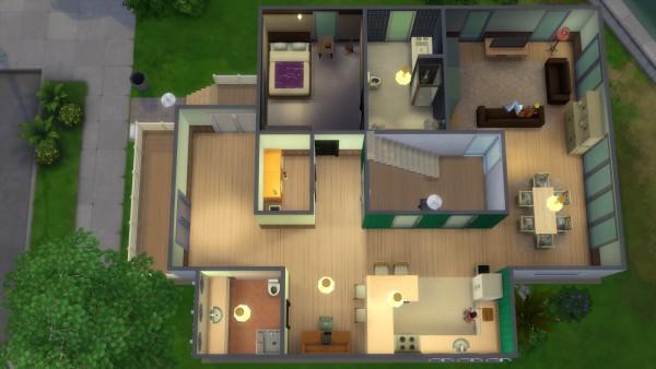 Mod The Sims: Twinbrook    05 Smaller Aquarius Atrium by Karon