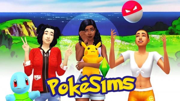 Kawaiistacie: Poke Sims Mod