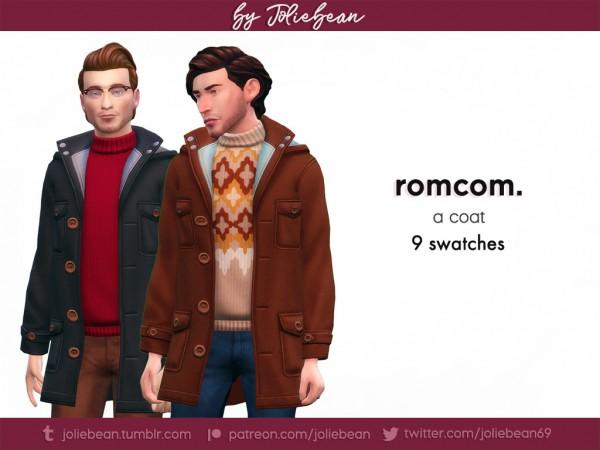 Joliebean: Romcom coat