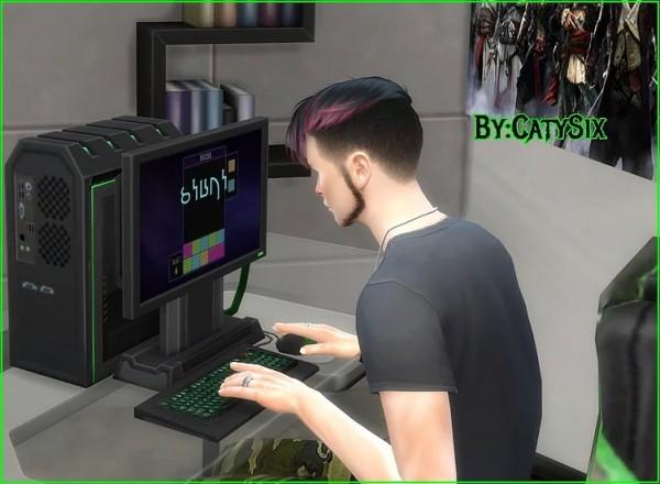 Catysix: Razer PC V1