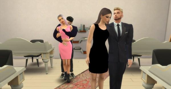 Sims4cccreator: Office Dress