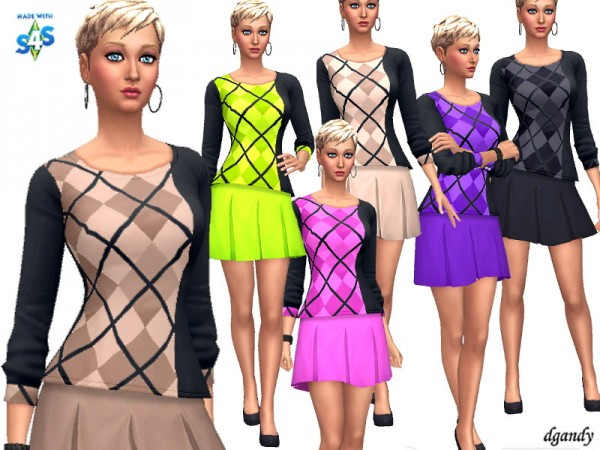 The Sims Resource: Top 201910 02 by dgandy