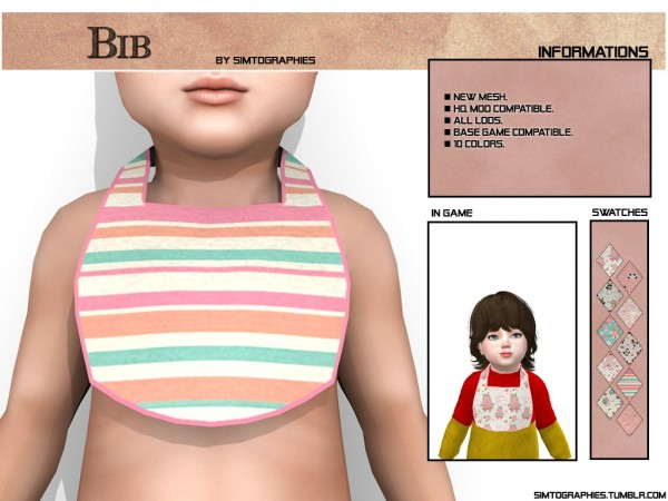 Simtographies: Bib