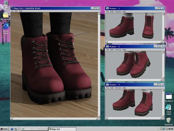 Magic Bot: Boots
