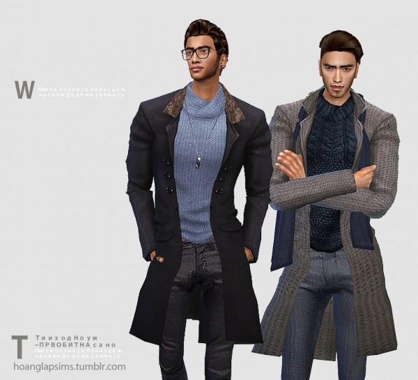 Hoanglap Sims: Winter set p1