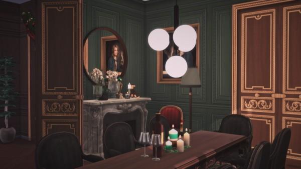 Gravy Sims: Winter Home