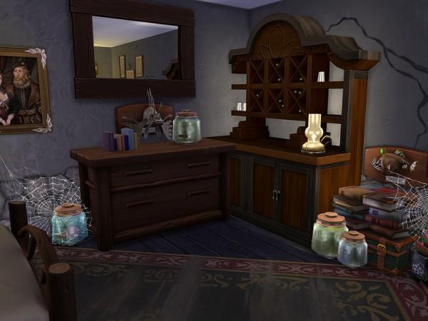 The Sims Resource: Swamp Hut by Ineliz