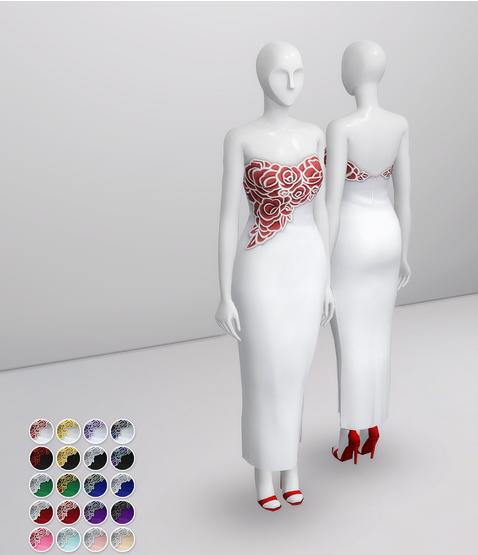 Rusty Nail: Dress Party edit V1
