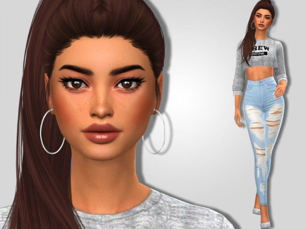 MSQ Sims: Hanna Rushing