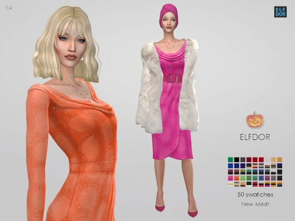 Elfdor: Dress Vanda