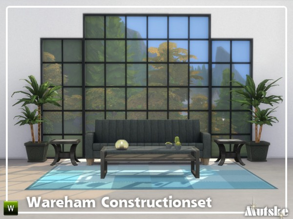 The Sims Resource: Wareham Construction set Part 2 by mutske