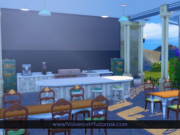 The Sims Resource: Palazzo Della Marino noCC by Volvenom