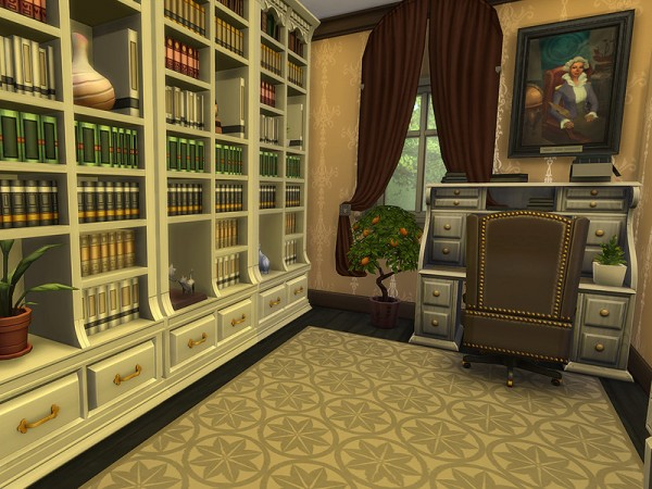 The Sims Resource: Domus Familiaris by Ineliz
