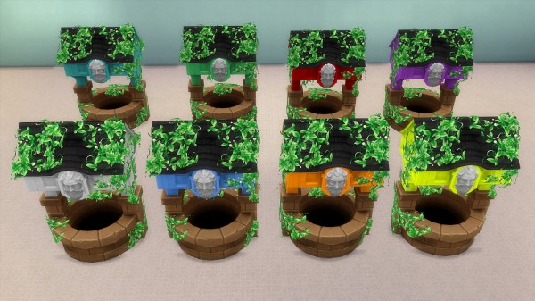 Mod The Sims: Wishing well by hippy70