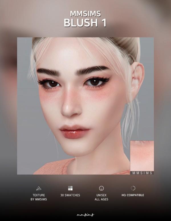 MMSIMS: Blush 1