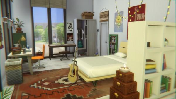 Catsaar: Foxbury Uni Housing