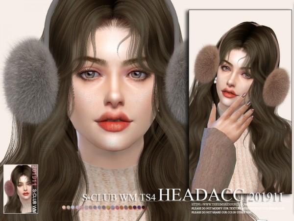 The Sims Resource: Headacc 201911 by S Club