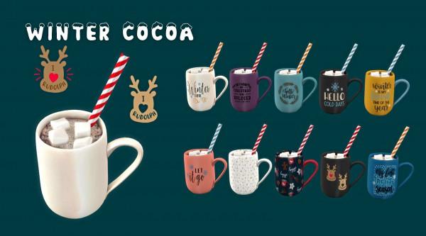 Leo 4 Sims: Winter Cocoa