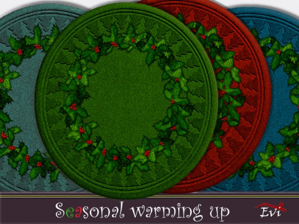 The Sims Resource: Seasonal warming up by evi