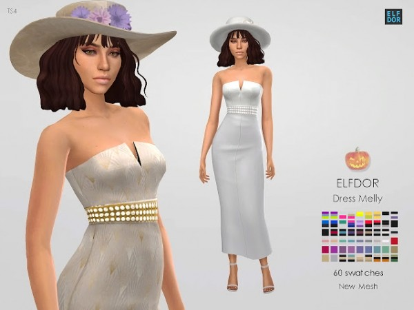 Elfdor: Dress Melly