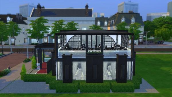 Mod The Sims: Restaurant Sabor de la Vida by Viktoriya9429