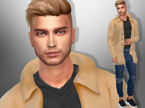 The Sims Resource: Arian Simon by divaka45