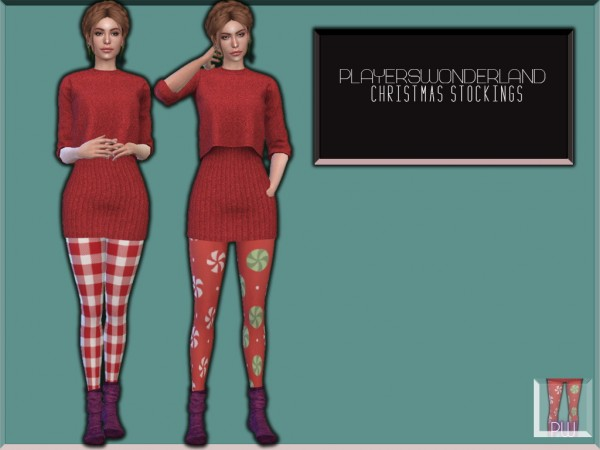 Players Wonderland: Christmas Stockings