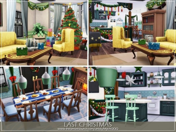 The Sims Resource: Last Christmas by MychQQQ