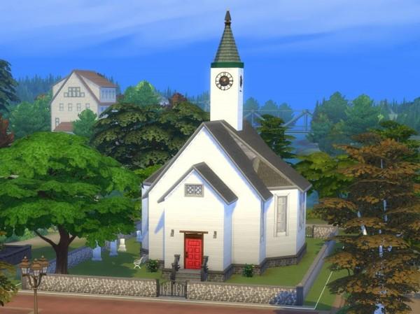 KyriaTs Sims 4 World: The Church