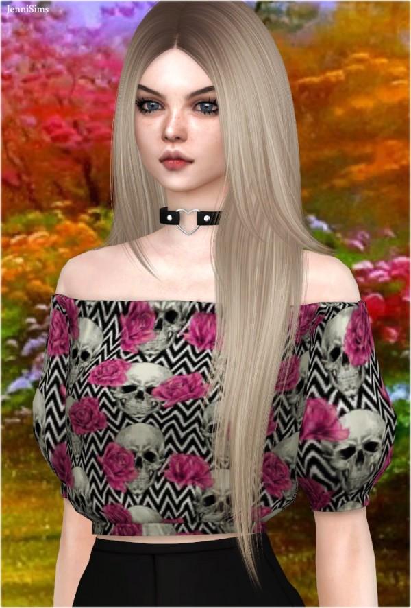Jenni Sims: Top Base Game Compatible