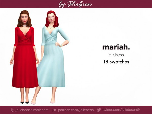 Joliebean: Mariah dress
