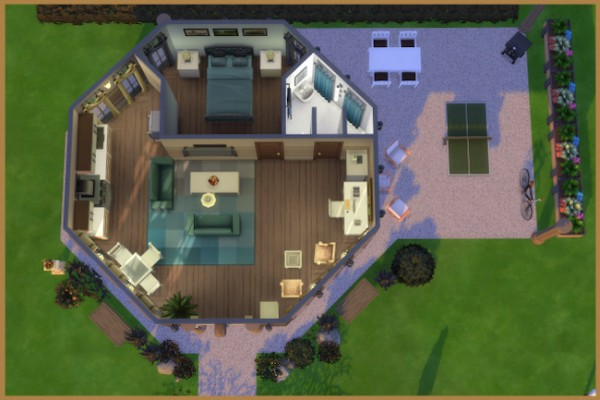 Blackys Sims 4 Zoo: The Diligent Student by Kosmopolit