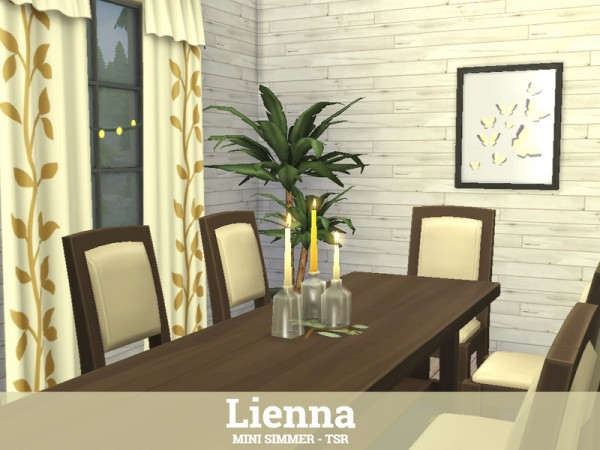 The Sims Resource: Lienna House by Mini Simmer