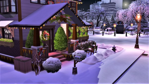 Agathea k: Classic Christmas House