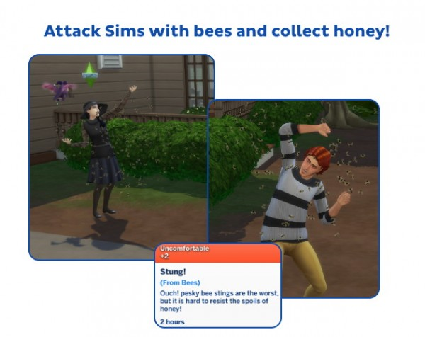 Mod The Sims: Forbidden Spells by kutto