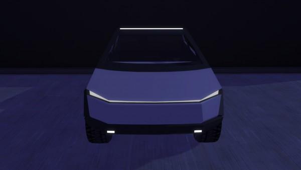 Lory Sims: Tesla Cybertruck