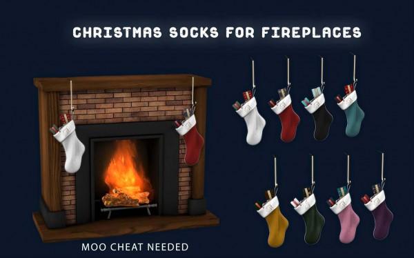 Leo 4 Sims: Christmas Stockings
