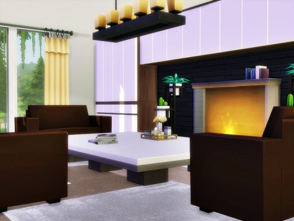 The Sims Resource: Yaga House  NO CC by marychabb